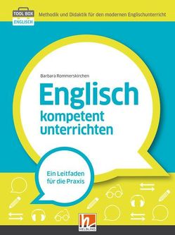 Englisch kompetent unterrichten von Rommerskirchen,  Barbara
