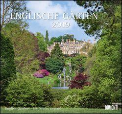 Englische Gärten 2019 – DUMONT Garten-Kalender – mit allen wichtigen Feiertagen – Format 38,0 x 35,5 cm von DUMONT Kalenderverlag