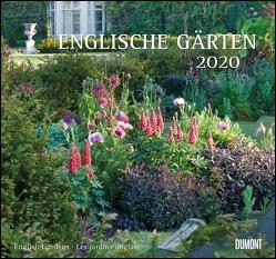 Englische Gärten 2020 – DUMONT Garten-Kalender – mit allen wichtigen Feiertagen – Format 38,0 x 35,5 cm von DUMONT Kalenderverlag