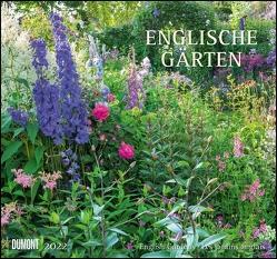 Englische Gärten 2022 – DUMONT Garten-Kalender – mit allen wichtigen Feiertagen – Format 38,0 x 35,5 cm von Nichols,  Clive