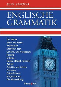 Englische Grammatik von Henrichs,  Ellen