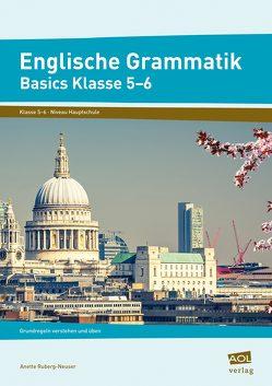 Englische Grammatik – Basics Klasse 5-6 von Ruberg-Neuser,  Anette