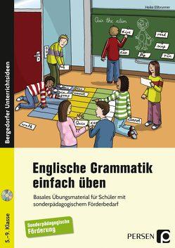 Englische Grammatik einfach üben von Ellbrunner,  Heike