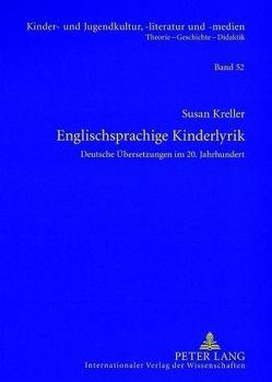 Englischsprachige Kinderlyrik von Kreller,  Susan