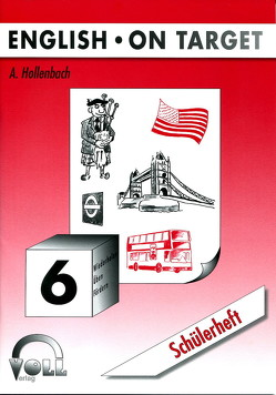 ENGLISH-ON TARGET 6 von Hollenbach,  Astrid