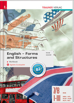 English Forms and Structures – Workbook von Kodré,  Christina, Raab,  Gabriele