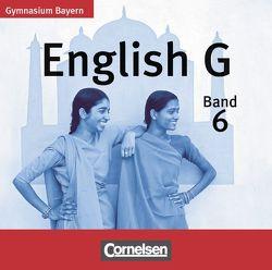English G – Gymnasium Bayern – Band 6: 10. Jahrgangsstufe von Schwarz,  Hellmut