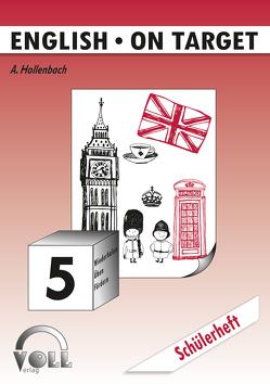 English-On Target 5 von Hollenbach,  Astrid