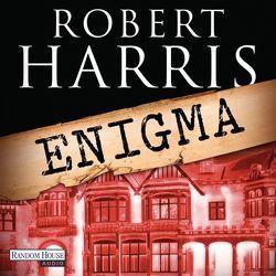 Enigma von Harris,  Robert, Tafel,  Karlheinz, Wiemken,  Christel
