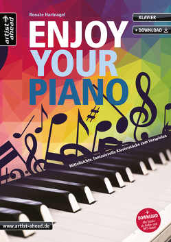 Enjoy your Piano von Hartnagel,  Renate