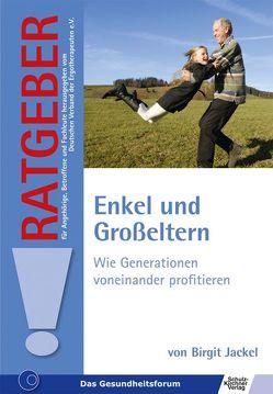 Enkel und Großeltern von Jackel,  Birgit