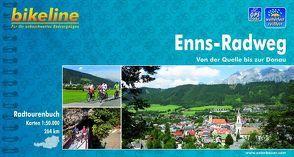 Enns-Radweg von Esterbauer Verlag
