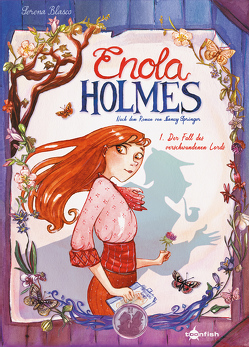 Enola Holmes (Comic). Band 1 von Blasco,  Serena