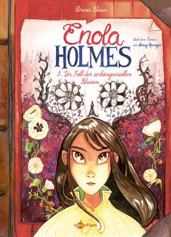 Enola Holmes (Comic). Band 3 von Blasco,  Serena