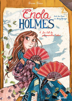 Enola Holmes (Comic). Band 4 von Blasco,  Serena