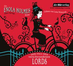 Enola Holmes von Mannchen,  Nadine, Springer,  Nancy, Wietzorek,  Luisa