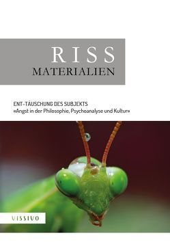 ENT-TÄUSCHUNG DES SUBJEKTS von Langnickel,  Robert, Meuli,  Marco, Pawelkiwitz,  Martin Jan, Seidel,  Marc Philip, Widmer,  Peter