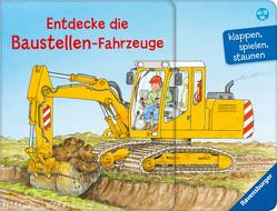 Entdecke die Baustellen-Fahrzeuge von Gernhäuser,  Susanne, Metzger,  Wolfgang