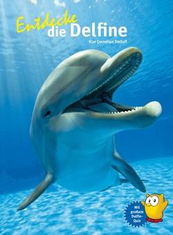 Entdecke die Delfine von Detloff,  Kim Cornelius