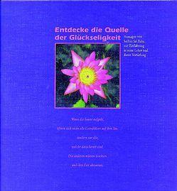 Entdecke die Quelle der Glückseligkeit von Binder,  Rainer, Rupflin,  Theresia