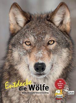 Entdecke die Wölfe von Gramling,  Roland, Klose,  Moritz