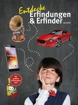Entdecke Erfinder und Erfindungen von Hill,  Bernd