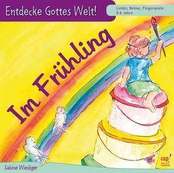 Entdecke Gottes Welt! Im Frühling (CD) von Wiediger,  Sabine