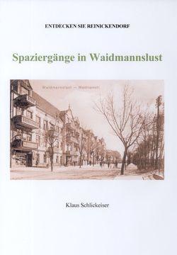 Entdecken Sie Reinickendorf von Schlickeiser,  Klaus