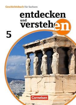 Entdecken und verstehen – Geschichtsbuch – Sachsen 2019 – 5. Schuljahr von Heber,  Caroline, Heinz,  Michael, Herrmann-Nitz,  Kerstin