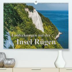 Entdeckungen auf der Insel Rügen (Premium, hochwertiger DIN A2 Wandkalender 2021, Kunstdruck in Hochglanz) von Kirsch,  Gunter