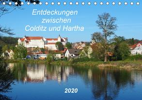 Entdeckungen zwischen Colditz und Hartha (Tischkalender 2020 DIN A5 quer) von Seidel,  Thilo