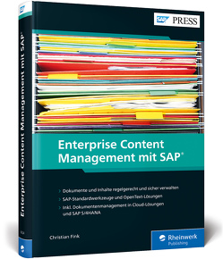Enterprise Content Management mit SAP von Fink,  Christian