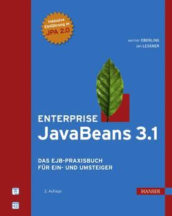 Enterprise JavaBeans 3.1 von Eberling,  Werner, Leßner,  Jan