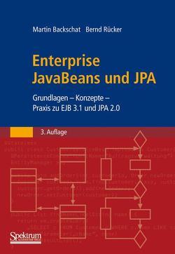 Enterprise JavaBeans und JPA von Backschat,  Martin
