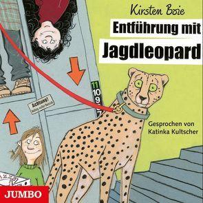 Entführung mit Jagdleopard von Boie,  Kirsten, Kultscher,  Katinka