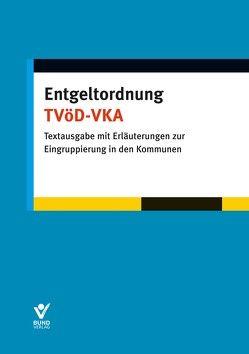 Entgeltordnung TVöD -VKA von Pieper, Wolfgang