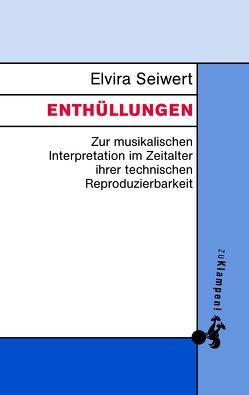 Enthüllungen von Seiwert,  Elvira