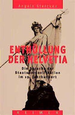 Enthüllung der Helvetia von Stercken,  Angela