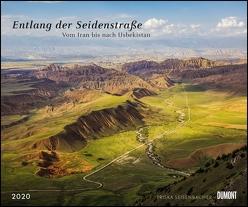 Entlang der Seidenstraße 2020 – Reise-Fotografie von Priska Seisenbacher – Wandkalender 58,4 x 48,5 cm – Spiralbindung von DUMONT Kalenderverlag, Seisenbacher,  Priska
