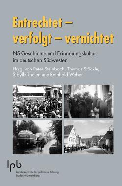 Entrechtet-Verfolgt-Vernichtet von Weber,  Reinhold