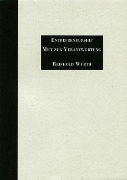 Entrepreneurship von Würth,  Reinhold