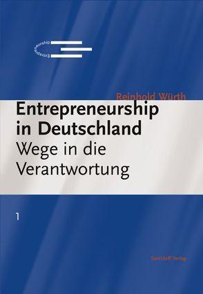 Entrepreneurship in Deutschland von Würth,  Reinhold