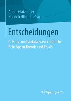 Entscheidungen von Glatzmeier,  Armin, Hilgert,  Hendrik