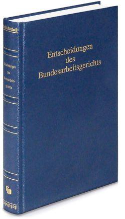 Entscheidungen des Bundesarbeitsgerichts (BAGE) von Mitglieder des Gerichtshofes,  Mitglieder des Gerichtshofes