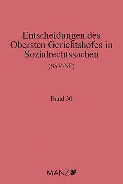 Entscheidungen des OGH in Sozialrechtssachen von Bauer,  Peter, Neumayr,  Matthias