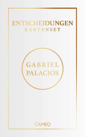 «Entscheidungen» Kartenset von Palacios,  Gabriel