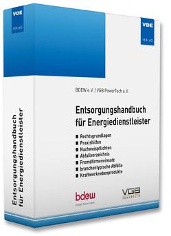 Entsorgungshandbuch für Energiedienstleister von Düwel,  Martin