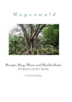 Entspannen am Klavier / Regenwald von Rojahn,  Claudia