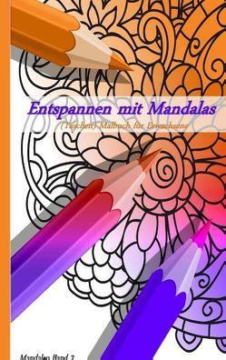 Entspannen mit Mandalas von Boger,  Nicole