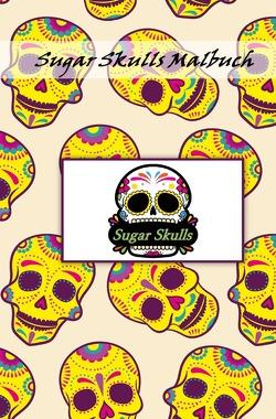 Entspannen mit Sugar Skulls/Süßer Schädel – V2.0 – (Taschen) Malbuch für Erwachsene von Boger,  Daniel